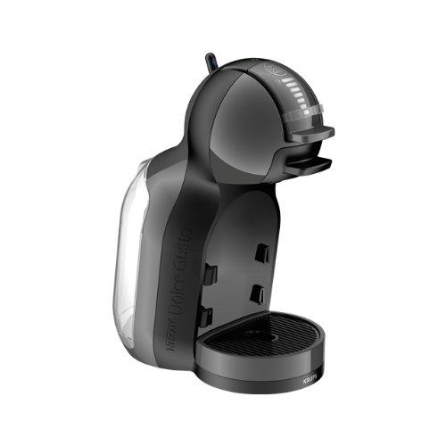 Krups Mini Me-Cafetera (Independiente, Negro, Cápsulas, Caffe Lungo, Capuchino, Café expreso, Latte Macchiato, 0,8L, 1500W), 1500 W, 0.8 litros, ...