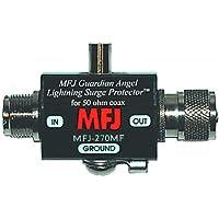 MFJ-270MF Lightning arrester DC-1GHz UHF-M/F 400W