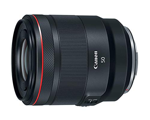 Canon RF 50mm f/1.2L USM Lens (Renewed)