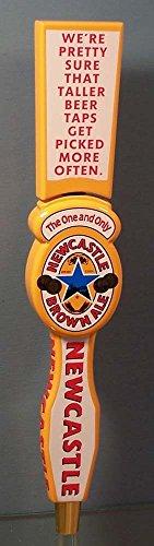 newcastle beer tap handle - 6