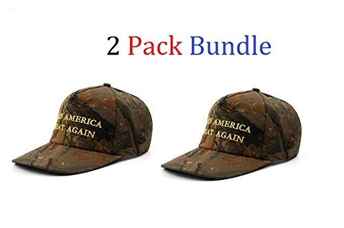 f92b1d2fe02b9 Make America Great Again Hat Hunt Edition  2 Pack
