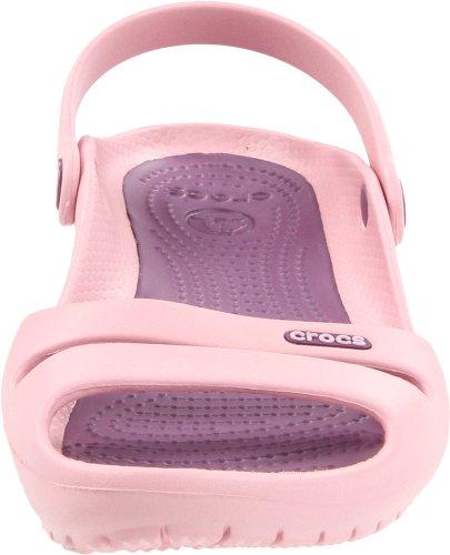 II Pink Women's Cleo Petal Lilac Sandal Crocs EBTq1pT