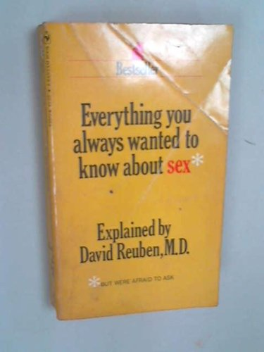 Tell everything about sex