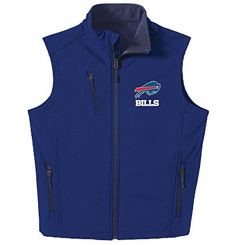 NFL Buffalo Bills Mens Archer Vest, Royal,