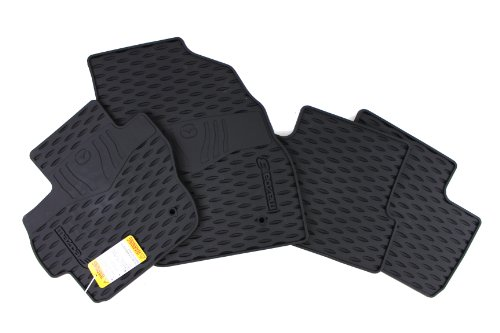 Genuine Mazda Accessories 0000-8B-L60 All-Weather Floor Mat