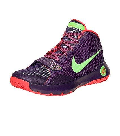 Nike 749377-263:Kevin Durant Trey 5 III Premium Olive/Orange Basketball Men