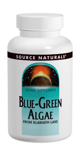 - Source Naturals Blue-Green Algae 500mg, 200 Tablets