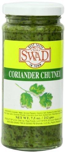 Swad Chutney Coriander (PACK OF 3)