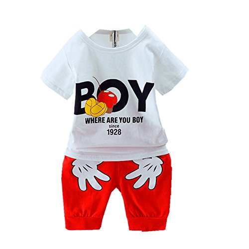 ftsucq-little-boys-cartoon-letter-pattern-two-pieces-shorts-setswhite-110