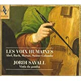 Les Voix Humaines - Works for Lyra Viol and Bass Viol