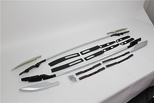 Top Roof Rail Side Rack for Nissan X-Trail Rogue 2014 2015 ...