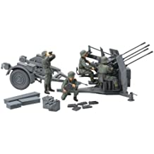 Tamiya German 20mm Flakvierling 38 1:48 Scale Military Model Kit