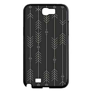 Samsung Galaxy N2 7100 Cell Phone Case Black spiga Bkio