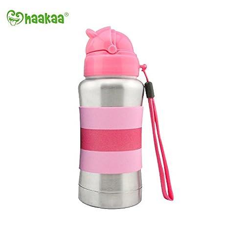 Haakaa - Regalo de Navidad para Bebé y Niño Botella Térmica ...