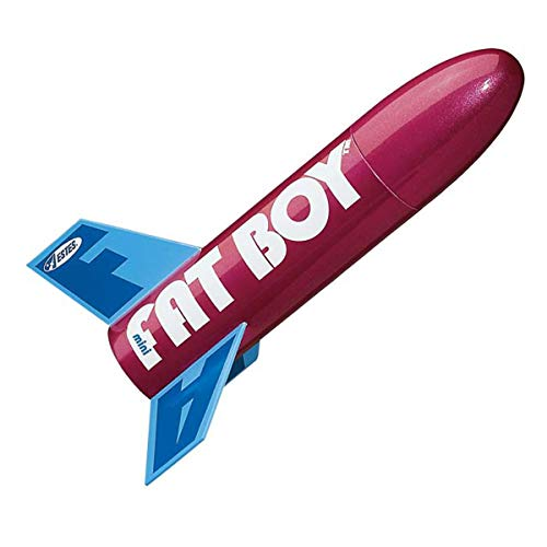 Estes Mini Fat Boy Model Rocket Kit