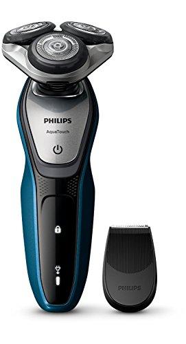 Philips AquaTouch S5420/06 - Afeitadora eléctrica, uso en húmedo y...