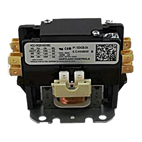 Contactor 1 Pole 25 Amp Lennox 10F73