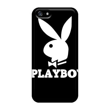 156d92989ebde3 Awesome Case Cover iphone 5 5s Defender Case Cover(playboy Logo)  Amazon.co. uk  Electronics
