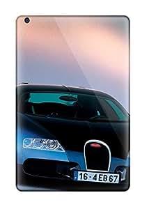 High Grade ChrisWilliamRoberson Flexible Tpu Case For Ipad Mini/mini 2 - Bugatti Car Pictures