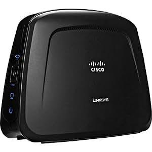 Linksys WAP610N Wireless-N Access Point IEEE 802.11n (draft) 270Mbps - 1 x 10/100Base-TX