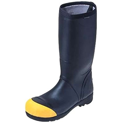 Bogs Boots Mens Womens Food Pro High Rubber WP 18 M Black...