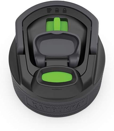 BPA-frei Edelstahl Doppelwand Trinkflasche KAMBUKKA ELTON Insulated