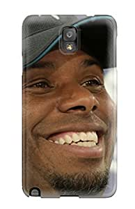 Queenie Shane Bright's Shop New Style seattle mariners MLB Sports & Colleges best Note 3 cases