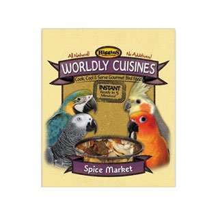 Worldly Cuisines Spice Cooked Bird Food 2.5lb by Companion Caterers