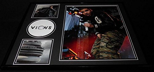 Drake Framed 16x20 Views CD & Photo Display View Pictures Cd