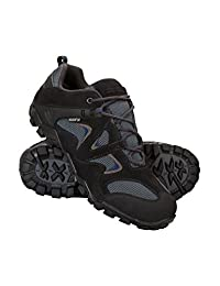 Mountain Warehouse Curlews Mens Waterproof Walking Shoes -Warm Boots