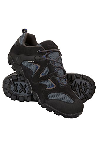 Mountain Warehouse Curlews Mens Waterproof Walking Shoes - Quick Drying...