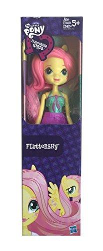 My Little Pony Equestria Girls Fluttershy Single Figure