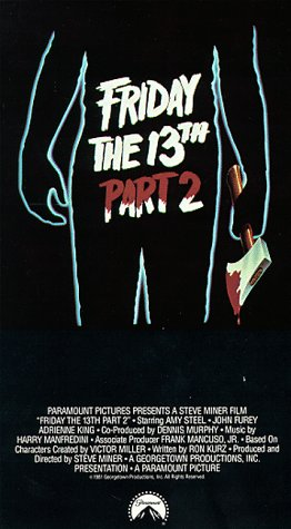 Friday the 13th 2 [VHS]