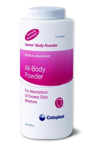 Coloplast Sween Fordustin Body Powder