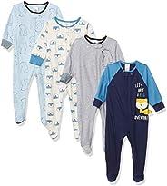 Gerber Baby-Girls 4 Pack Sleep 'N Play Fo
