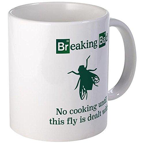CafePress Breaking Bad Fly Mugs Unique Coffee Mug, Coffee Cup