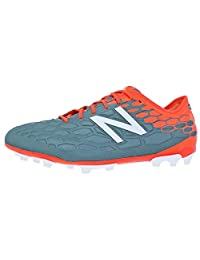New Balance Mens Visaro Pro AG Soccer Cushioned Insole Cleats