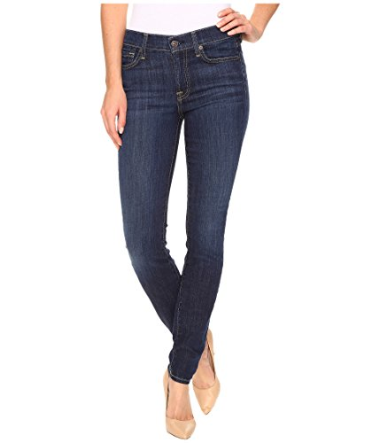 7 For All Mankind Women's The Skinny in Nouveau Nouveau Jeans from 7 For All Mankind
