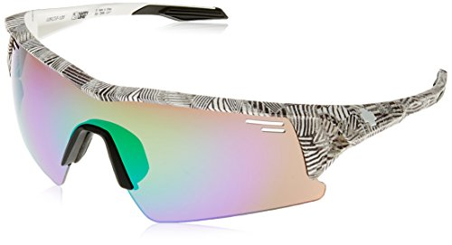 Spy Optics Screw Over Infinite Unisex Sunglasses, White - Happy Bronze - Screw Sunglasses Spy