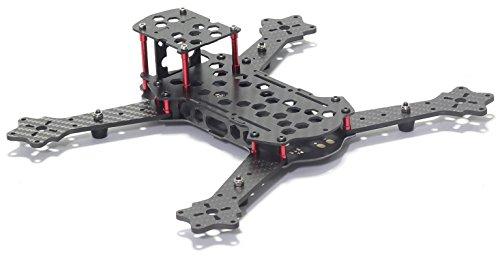 usmile 3K Carbon Fiber 250mm miniquad with integrated PDB Quadcopter Frame Kit Mini quad miniquad fpv quad fpv quadcopter racing drone