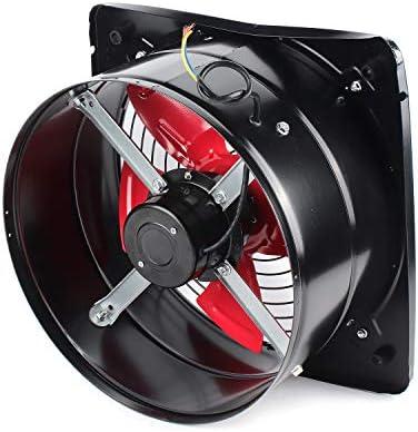 guoxuEE Ventilador Industrial del Extractor de Aire del Extractor ...