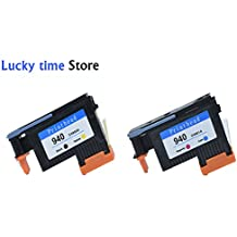 lucky time Remanufactured for HP 940 BK/Y c4900a & HP 940 M/C c4901a printhead printer head For HP Officejet Pro 8000 8500 8500A 8500A Plus 8500A Premium