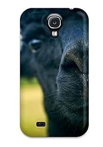 Premium Tpu Alpaca Cover Skin For Galaxy S4