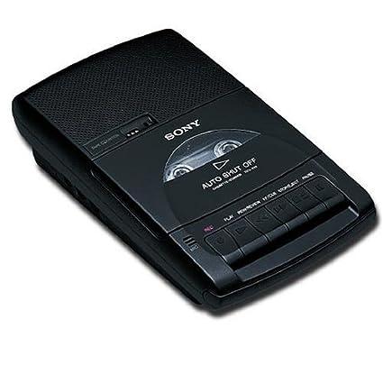 Sony CASSETTE TCM-939 BLK - Grabadora (Negro, 9 h, AM-