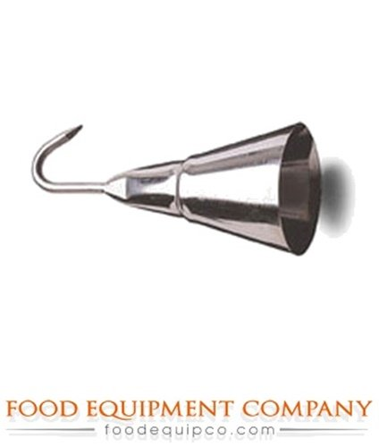 - F Dick 9000615 Butcher Bell Scraper with Hook 6 stainless steel