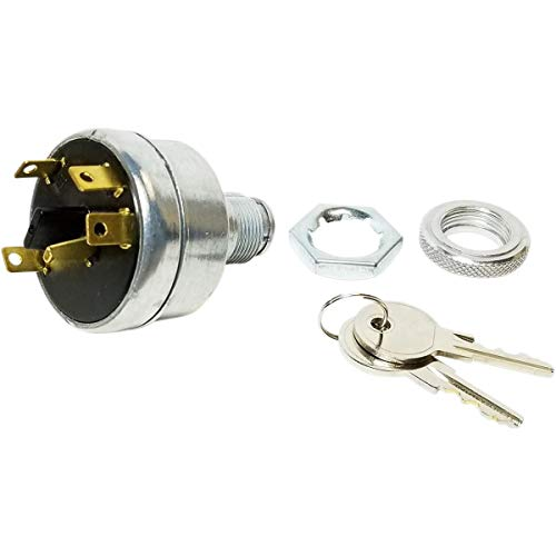 K&S Technologies 40-1005E Ignition Switch ()