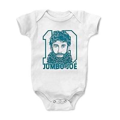 500 LEVEL's Joe Thornton Baby Onesie - San Jose Hockey Baby Clothes - Joe Thornton Legend