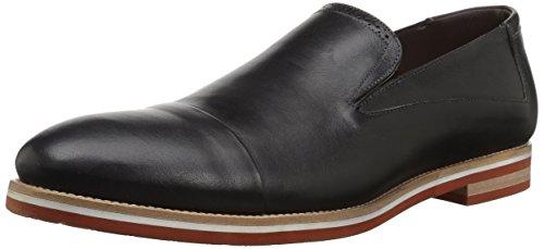 Bacco Bucci Men's DIARRA Loafer, Black, 105 D US