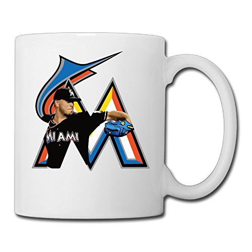 RIP Jose Fernandez 16 Miami Coffee Mug Water Cup Drinking Cup Beer Mug Milk Cup Tea Cup Restaurant Cups Ceramic Mug Morning Cup White