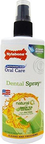 Nylabone Advanced Oral Care Natural Dog Fresh Spray, 4 - Toothpaste Spray